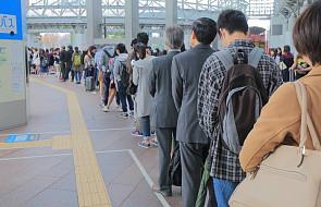 Japoński rząd publikuje listę firm wyzyskujących pracowników