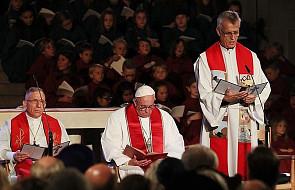 Franciszek o możliwości komunii dla protestantów