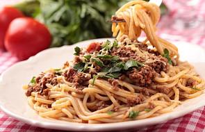 Spaghetti alla bolognese - nie ma takiego dania?