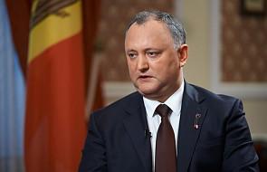 Prezydent Mołdawii: prawosławie kluczowym priorytetem