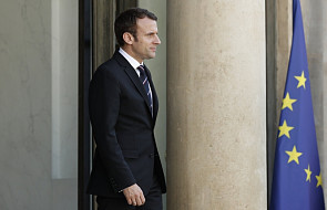 Prezydent Macron honorowym kanonikiem bazyliki laterańskiej?