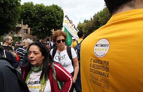 Mediolan: wiec solidarności z migrantami