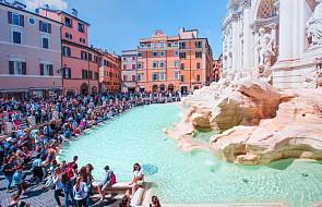 Rzymska Fontanna di Trevi pod specjalnym nadzorem