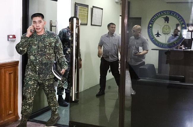 Filipiny: Islamiści uprowadzili z kościoła wiernych, biskup apeluje o uwolnienie - zdjęcie w treści artykułu nr 1