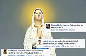 Maryja w trampkach i dżinsach? Ostra dyskusja w sieci [KOMENTARZE]