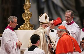 Czemu takie nominacje kardynalskie?