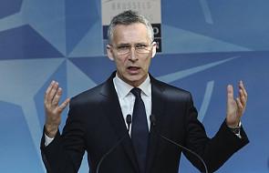 Stoltenberg: NATO wstępuje do koalicji przeciw IS