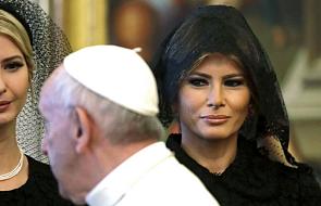 Na ten szczegół ubioru Melanii Trump warto zwrócić uwagę
