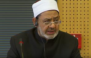 Egipt: imam Al-Azharu potępia atak na koptów