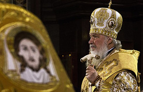 Patriarcha Cyryl I konsekrował w Moskwie nowy sobór