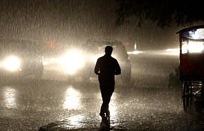 Indie: 24 osoby zginęły w wyniku gwałtownych burz