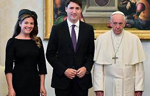 Franciszek przyjął premiera Kanady Justina Trudeau