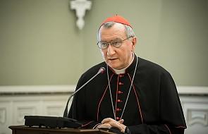Kard. Parolin: papież pragnie dialogu z Chinami