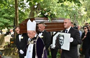 Zbigniew Wodecki z Krzyżem Oficerskim Orderu Odrodzenia Polski