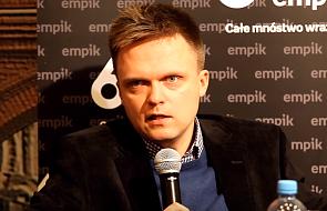 """Szymon Hołownia ostro o zaśmiecających przyrodę: """"syfiarze"""""""