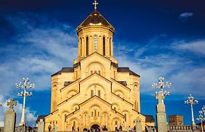 Patriarcha ochrzcił w niedzielę ponad tysiąc dzieci