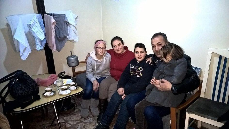 Aleppo: piekło osób niepełnosprawnych - zdjęcie w treści artykułu
