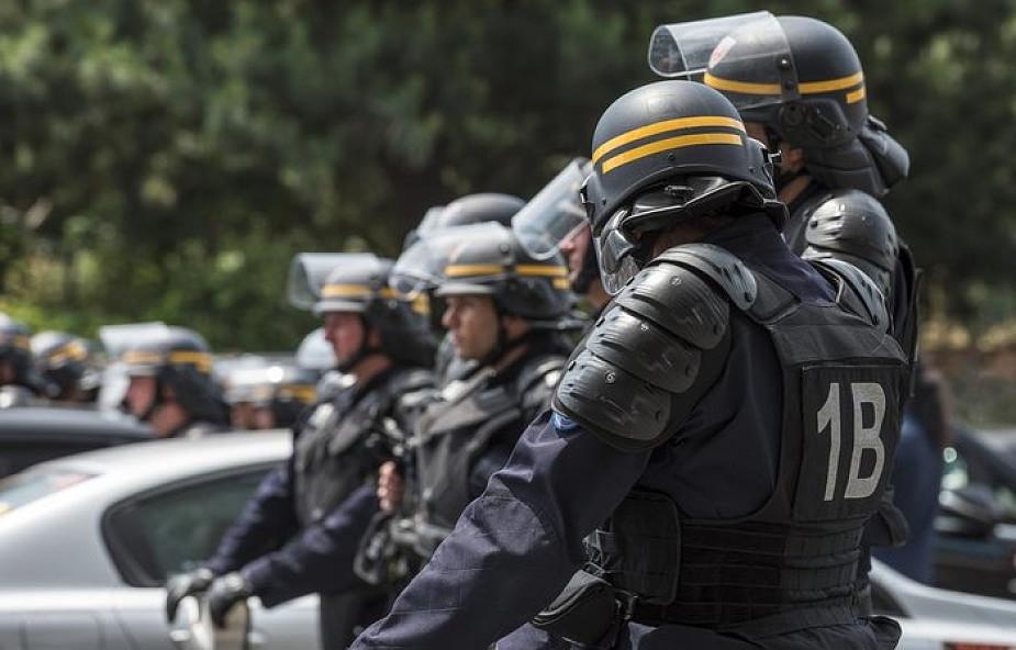 Francja: zatrzymanie podejrzanego o terroryzm