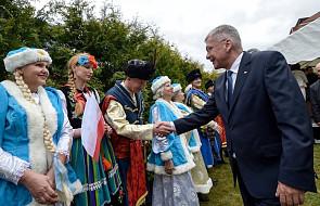 Szwecja: spotkanie Karczewskiego ze szwedzką Polonią