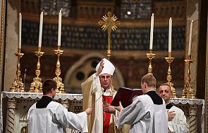 Prymas Polski: używanie krzyża jako znaku walki jest bluźnierstwem!