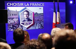 Emmanuel Macron prezydentem. Światowi przywódcy gratulują