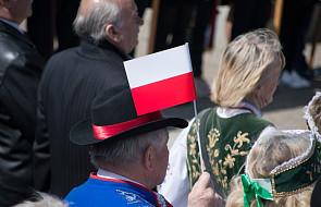 Chicagowska parada z okazji Święta Konstytucji 3 Maja
