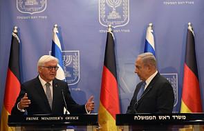 Steinmeier stara się poprawić relacje niemiecko-izraelskie