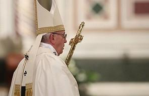 Franciszek: zamykanie się na Ducha Świętego jest grzechem, to nas zabija