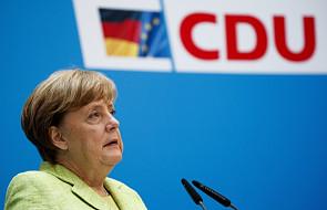 Angela Merkel zapowiada pomoc dla Francji