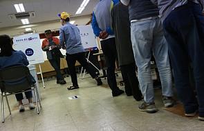 Korea Płd.: rozpoczęły się wybory prezydenckie