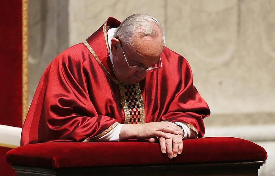 Papież: w ten sposób ludzie tracą wiarę