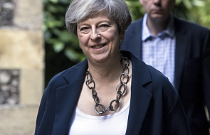 Theresa May mianowała pierwszego sekretarza stanu