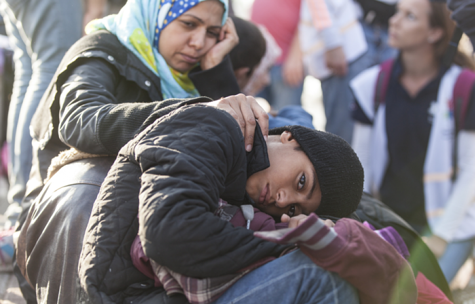 Niemcy: pożar w ośrodku dla uchodźców