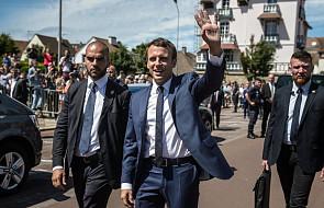 Francja: ostateczne wyniki pierwszej tury wyborów