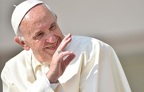 Franciszek: miłość Boga nadzieją dla każdego człowieka