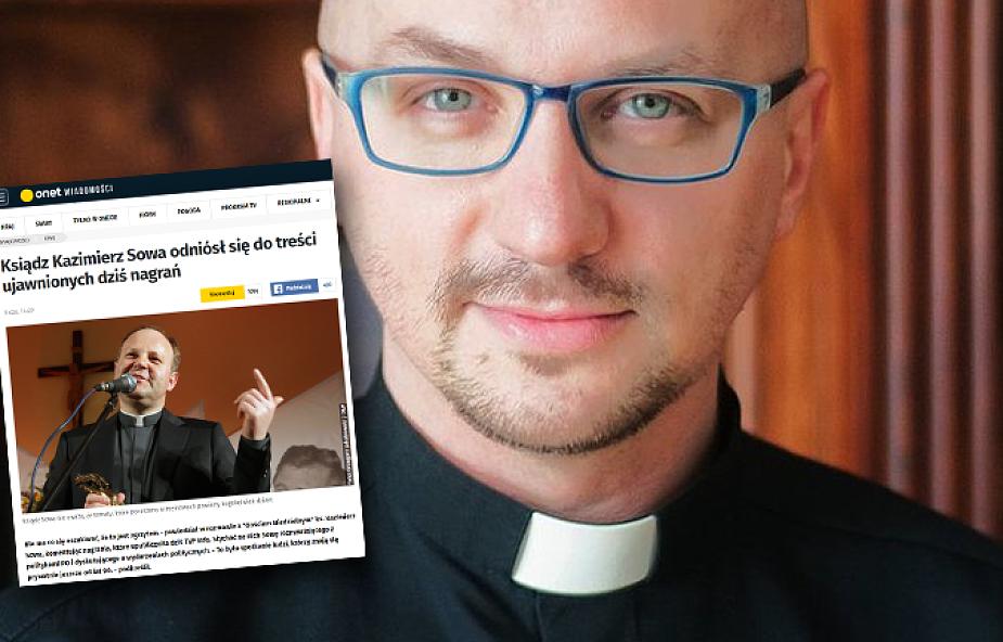 Grzegorz Kramer SJ: dlatego milczałem ws. ks. Sowy