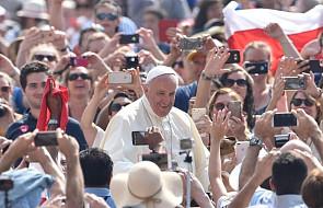 Papież do Polaków: nie lękajmy się prawdziwej miłości