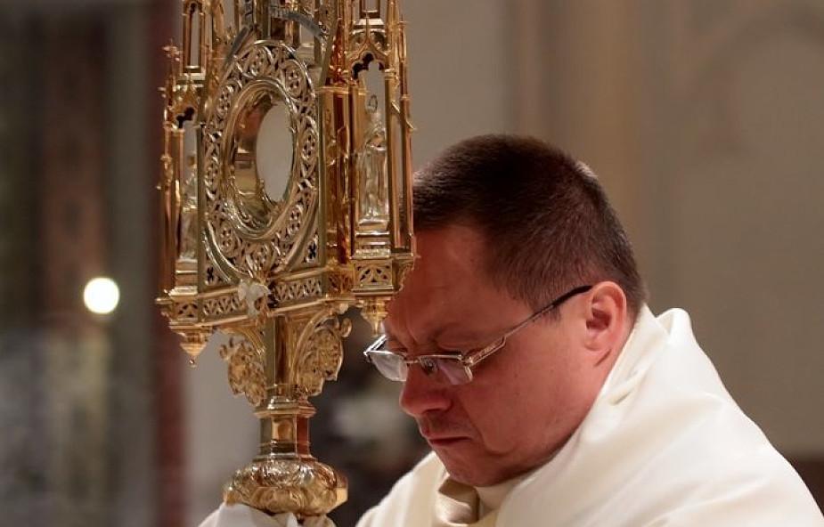 Abp Grzegorz Ryś: po co procesja Bożego Ciała?