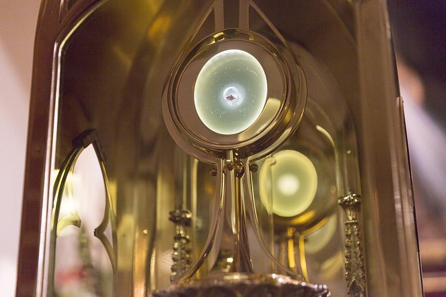 Te cuda eucharystyczne miały miejsce w Polsce - zdjęcie w treści artykułu nr 1