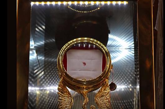 Te cuda eucharystyczne miały miejsce w Polsce - zdjęcie w treści artykułu