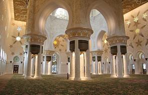Słynny meczet nazwany imieniem Maryi, Matki Jezusa