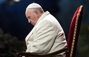 Papież Franciszek: takie zachowanie to obłuda