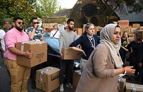 Muzułmanie świętujący ramadan bohatersko ratowali ludzi w londyńskim pożarze