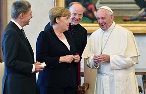 A. Riccardi o spotkaniu Franciszka z Angelą Merkel