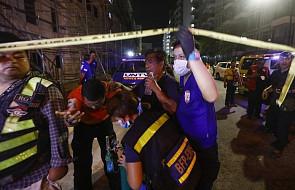 Manila: co najmniej 36 zabitych w ataku na kompleks rozrywkowy