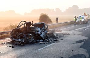 Francja: polski kierowca zginął w wypadku pod Calais