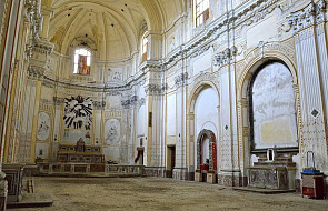 Uchodźcy wyremontują kościół w Palermo