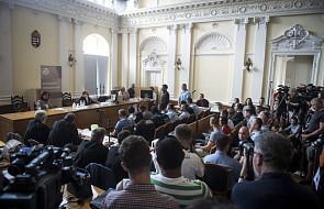 Proces oskarżonych w sprawie śmierci 71 migrantów