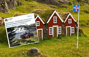 Słowacja podarowała Islandii kościół [WIDEO]