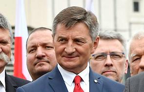 Kuchciński: wizyta Trumpa jako wsparcie idei Trójmorza